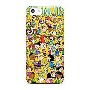 Shockproof Cell-phone Hard Cover For Iphone 5c (oUc15231jSjJ) Support Personal Customs Beautiful Cartoon Movie 2014 Skin