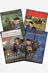 Rush Revere Hardcover Set 4-Book Set The Adventures of Rush Revere Hardcover