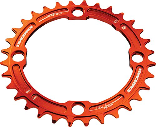 RaceFace 9/10/11-Speed Single Ring, Orange, 104mm x 30T