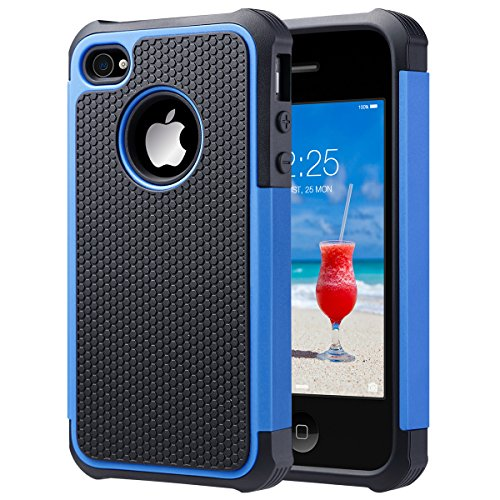 iPhone 4S Case, iPhone 4 Case, ULAK KNOX - Iphone 4s Cases For Men