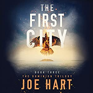 The First City Audiobook