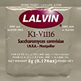 Lalvin K1V-1116 Wine Yeast, 5 grams