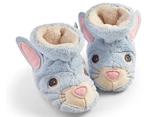 ACORN Easy Critter Kids Bootie Slipper,Baby Bunny,Toddler XX-Large