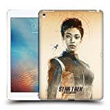 Official Star Trek Discovery Philippa Georgiou Grunge Characters Hard Back Case for iPad Pro 9.7 (2016)