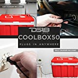 DS18 Coolbox50 Electric Cooler/Warmer for Car and