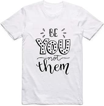 White Cotton T-Shirt For Men - size 3XL