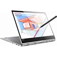 "2018 Lenovo Yoga 920 2-in-1 13.9"" 4K Ultra HD IPS Touchscreen Tablet Ultrabook Laptop, Latest Intel Quad-Core i7-8550U up to 4.0 GHz, 16GB DDR4, 512GB SSD, Fingerprint, Thunderbolt, Pen, Windows Ink"