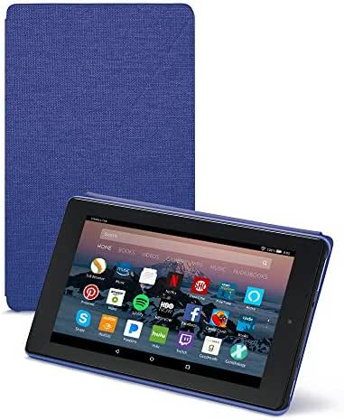 All-New Amazon Fire HD 8 Tablet Case (7th Generation, 2017 Release), Cobalt Purple