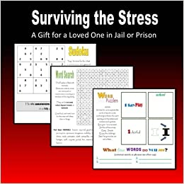 Surviving the Stress a gift for a loved one in jail or prison C