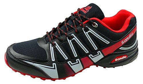 de noir Homme gibra Pour rouge Course Chaussures HxP5nqZS