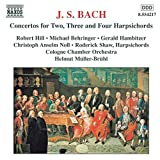 BACH, J.S.: Concertos for Two, Three and Four