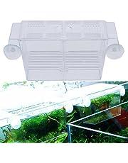 display08 - Caja de plástico para Hacer Pescado con Aislamiento Flotante para Acuario