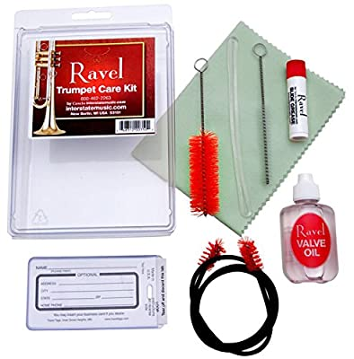 Ravel OP343 Trumpet Care Kit by Cascio Interstate Music