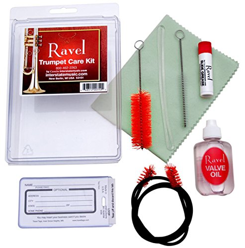 Ravel OP343 Trumpet Care Kit