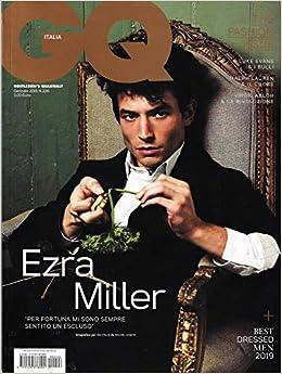 Best Books For Men 2020 GQ ITALIA Magazine Gennaio 2020: GQ ITALIA Magazine: Amazon.com: Books