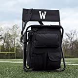 Cathys Concepts Personalized Tailgate Backpack Cooler Chair Game Day Accessories
