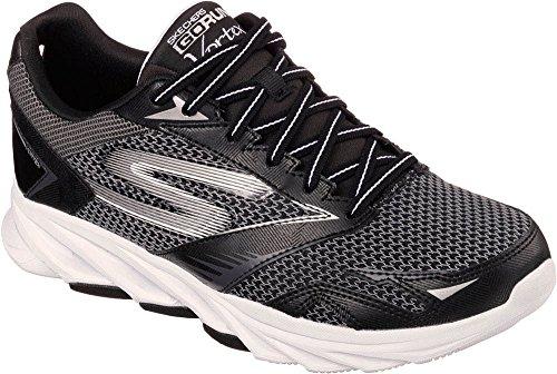 Skechers Go Run Vortex - Zapatillas de running Mujer negro/blanco
