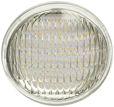 Meridian Electric 13186 LED PAR36 Landscape Bulb, 4W, 3000K, 370 lumens