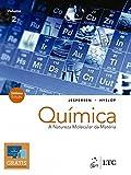 capa de Química. A Natureza Molecular da Matéria - Volume 2