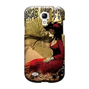 Shock-Absorbing Hard Cell-phone Case For Samsung Galaxy S4 Mini (EbE16968txiS) Custom Lifelike Cradle Of Filth Band Series