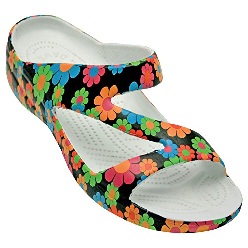 DAWGS Women's Arch Support Loudmouth Z, Magic Bus, 6 M US from DAWGS