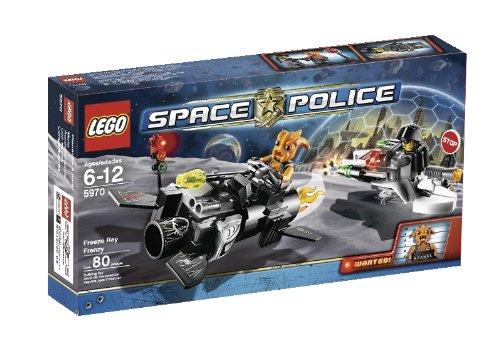 LEGO Space Police Freeze Frenzy