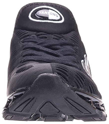 40 1schwarz Herren 48 Dämpfung Laufschuhe PORTANT Sneakers xRgW64q4z
