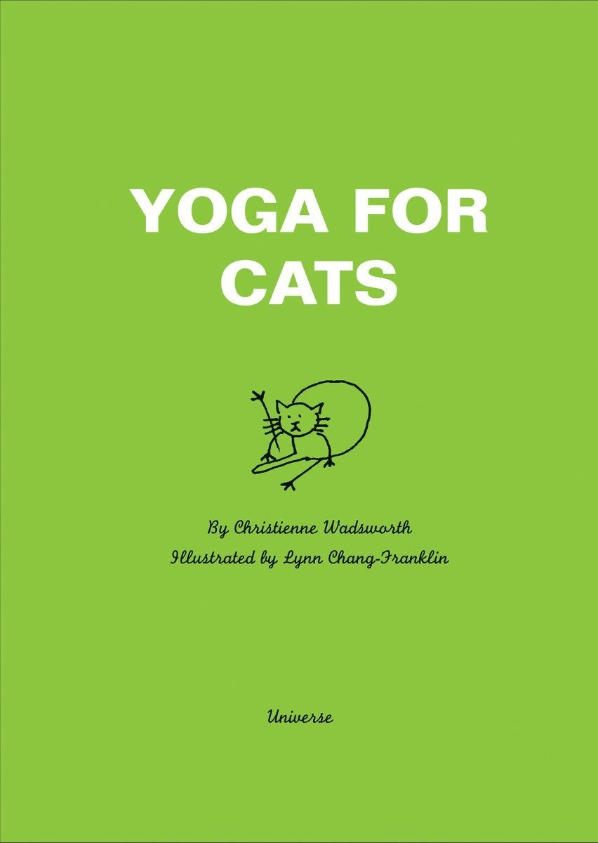 Yoga For Cats ebook