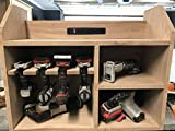Charging Station and Tool Storage Cabinet