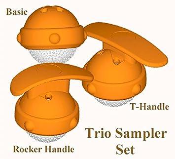 Amazon.com: Zippy Rolling Ball Terapia Trio Sampler Set ...