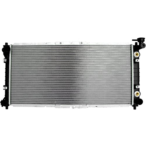 (cciyu Radiator 1323 Fits for 1992-1997 Mazda MX-6 626)
