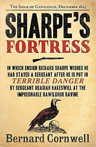 Amazon com: Sharpe's Fortress: Richard Sharpe & the Siege of