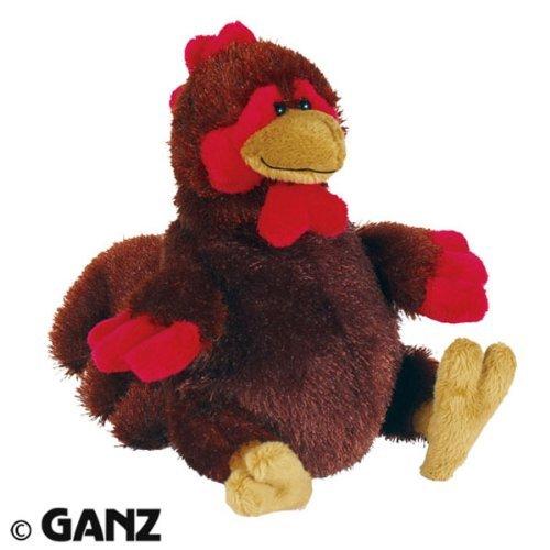 Webkinz Rooster BROWN/MULTI