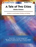 A Tale of Two Cities Student Packet, Novel Units, Inc. Staff, 1561374334