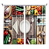 ZZHL Curtains Curtains,Hooks Rings Blackout Set Thermal Insulated Window Treatment Solid Eyelet Bedroom 2 Panels A4 (Size : 1.6x2.7m)