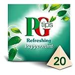 PG tips Peppermint 20s Pyramid Teabag...