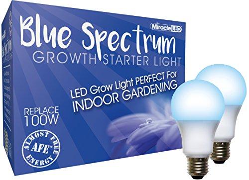 Blue Led Grow Light Bulb in US - 5