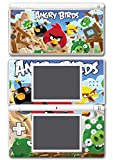 Angry Birds Red Chuck Bomb Pig Video Game Vinyl Decal Skin Sticker Cover for Nintendo DS Lite System