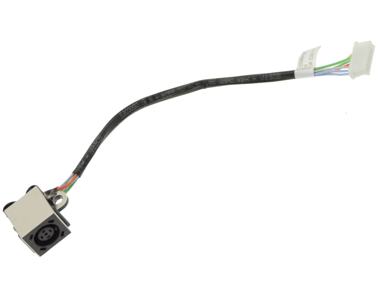 Amazon.com: Dell XPS 15 (L501X / L502X) DC Power Input Jack with ...