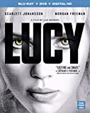 Lucy [Blu-ray + DVD + UltraViolet]