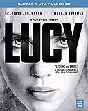 Lucy [Blu-ray + DVD + UltraViolet] (Sous-titres français)