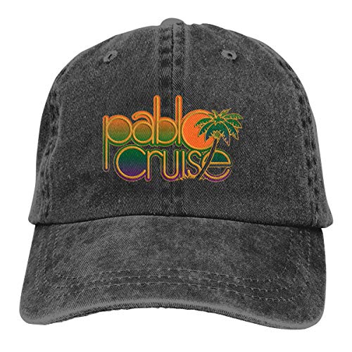 Used, LeafLover Pablo Cruise Unisex Cotton Denim Cap Hat for sale  Delivered anywhere in USA