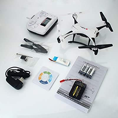 Nine Eagles Galaxy Visitor 3 F12 Auto-Return GPS FPV RC Quadcopte with Camera & 2GB SD Card