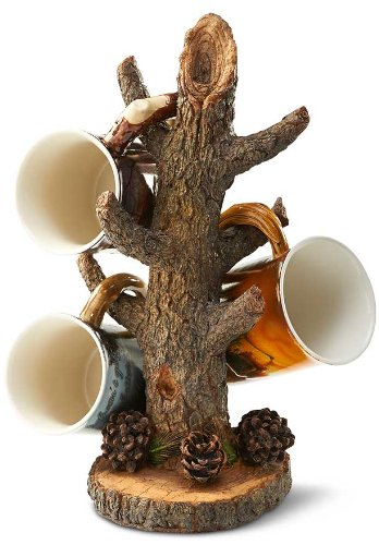 Stand Branch - Sculpted Tree Branch Mug Stand