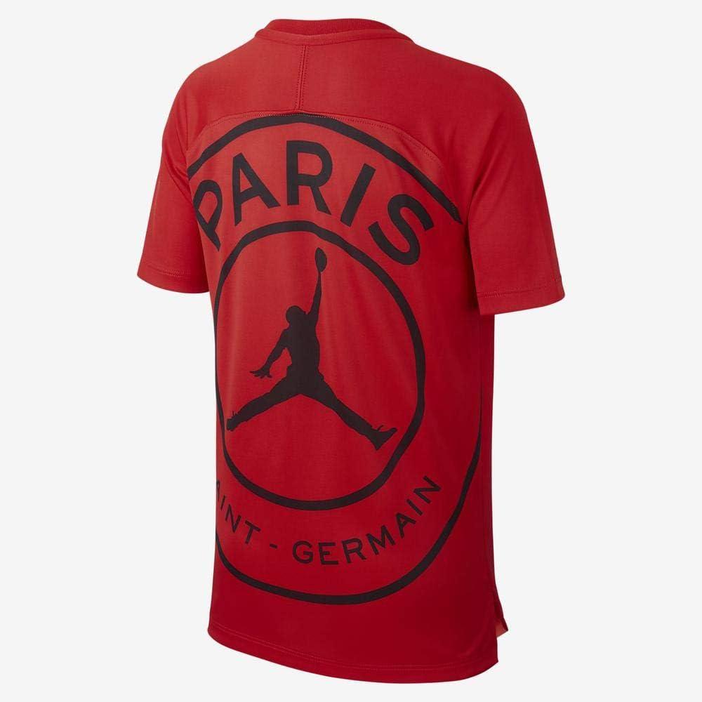 Nike PSG Y NK Dry Sqd Top SS Gx Cl T-Shirt Enfant