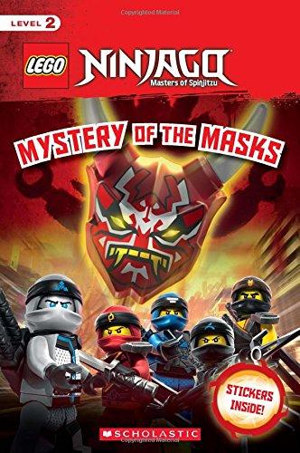 Mystery of the Masks (LEGO NINJAGO Reader #17) PDF
