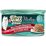 Pack of 24, 3-Ounce Cans, Wild Salmon Recipe with Garden Veggies & Greens Wet Cat Food Review