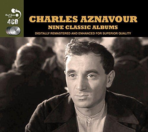 Charles Aznavour - Charles Aznavour -  9 Classic Albums (4cd) - Zortam Music