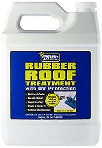 Amazon Com Rv Rubber Roof Treatment 1 Gallon Anti