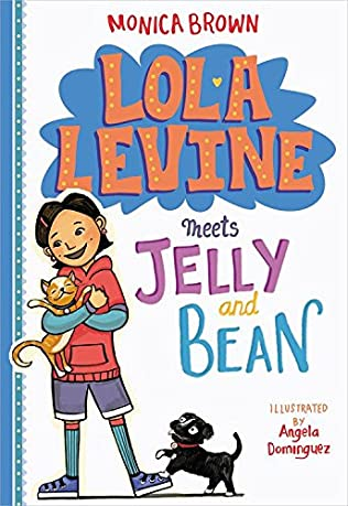 book cover of Meets Jelly and Bean